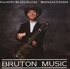 BRR 33 - Country Blues Guitar [Bruton]