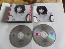 The DOORS - The Best (2CD FAT BOX 1985) GERMANY  Pressing