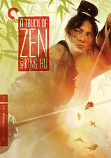 A Touch of Zen (DVD, 2016, 2-Disc Set, Criterion Collection)