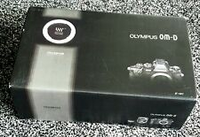 Olympus OM-D EM-1 Compact System Camera - Black 16.3MP, M.ZUIKO 12-40mm PRO Lens