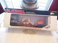 New Old Stock Lionel Train Searchlight Extension Car MInt In Box w/ paperwork