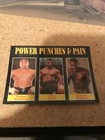 Heavyweight Boxing Champions Power Punches Pain Mike Tyson George Foreman NMMT