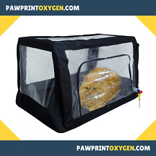 Buster ICU Cage - Easy Oxygen Therapy for Pets!