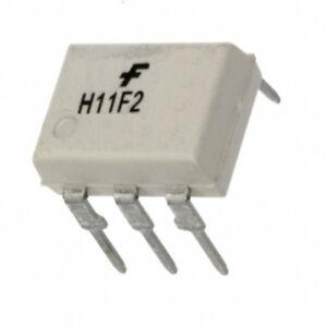 H11F2M Optoisoltr 7.5KV Foto Fet 6-DIP