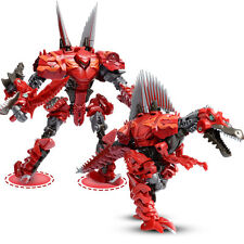 Transformers 4 WJ Film Scorn Dragon Metal Part Action Figure Toys 20CM No Box