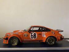EXOTO PORSCHE 911 934 RSR JAGERMEISTER KREMER #68 24H LE MANS 1978 1/18