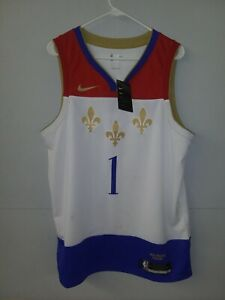 Nike Zion Williamson New Orleans Pelicans Icon Edition Swingman Jersey