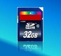 32GB Memory Card for Nikon Coolpix P520 P530 Cameras