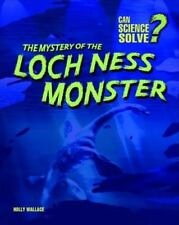 Mystery of the Loch Ness Monster-ExLibrary