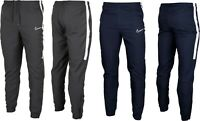 Mens Nike Dri-Fit Football Academy 19 Pants Navy Bottoms Training Running Sport