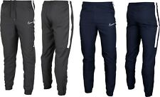 Mens Nike Dri-Fit Football Academy 19 Pants Navy Bottoms Training Running Sport