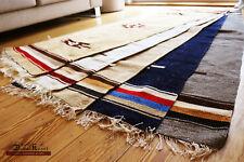 70x200 CM Hand-Woven Runner, Rug, Kelim , Mat, Wall Carpet, Rug Damaskunst 1810
