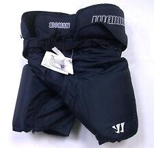 """New Warrior Hitman ice hockey pants senior size XL navy waist 38"""" - 40"""" sr pant"""
