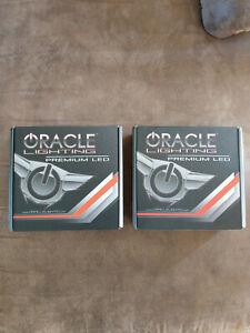 2015-2021 Dodge Challenger SXT/RT/SRT/Hellcat ORACLE Halo Kit (Add: Fog Lights)