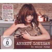 ANNETT LOUISAN - IN MEINER MITTE CD+DVD SPECIAL EDT NEU