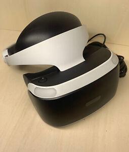 Sehr gut: Sony PlayStation 4 VR-Brille V2 | ERSATZBRILLE OHNE ZUBEHÖR