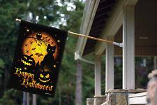 Toland Scary Halloween 28 x 40 Spooky Halloween House Flag