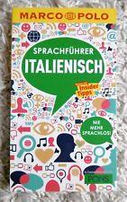 Marco Polo - Sprachführer italienisch * Nachschlagewerk Wörterbuch