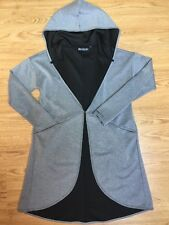 Only Play Cardigan Felpa Lunga Con Cappuccio Donna/Women Tg.S(M)