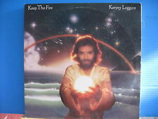 Kenny Loggins - Keep The Fire - with inner - US Press - Free UK Post