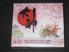 Okami Capcom PS2 PS3 WII Game Music Original Soundtrack Japanese