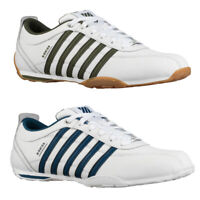 K-Swiss Mens Arvee 1.5 Trainers Athletic White Fashion Leather Casual Shoes