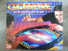 * NEW * Hasbro Crossfire- Launching Marble Board Game Rapid Fire  * FREE SHIP *