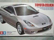 Tamiya 1/24 Toyota Celica Sport Car Model Street Car Kit #24215