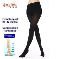 Medical Compression Pantyhose Tights 23-32mmHg Opaque Tights Varicose Veins