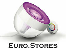 Philips LivingColors IRIS LED White Color Changing Mood lamp GENUINE NEW