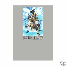 Kingdom Hearts Art Book character report Vol.2 Japanese