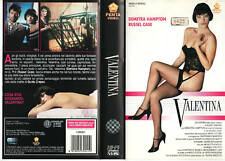 VALENTINA (1989) VHS