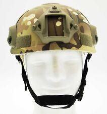 Helmet helmet padded MICH Tactical colour Multicam Royal