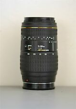 Sigma Apo macro 70-300mm 4-5,6 für Sony / Minolta