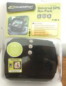 Bracketron Universal GPS Nav-Pack (UFM-222BL)