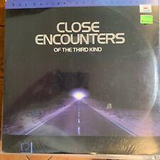 "Close Encounters : Criterion Collectio  - 12"" NIB NEW sealed Laserdisc"