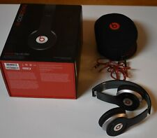 Genuine BEATS By Dr. Dre Solo HD Headphones Red Box GREAT CONDITION Tested