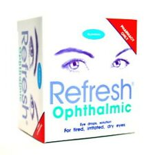 Refresh Ophthalmic Lubricating Comfort Eye Drops 30 X 0.4ml