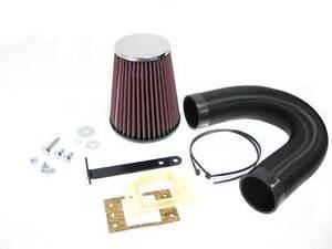 K&N 57i INDUCTION KIT PEUGEOT 405 1.9 MI16 SQUARE ENTRY 57-0177