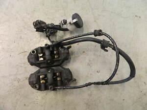 ** 04-08 Honda CBR 600RR Front Brake Calipers w/ Master Cylinder 0710 ** 2008