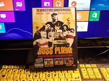 Snoop Dogg - Boss Playa: A Day in the Life of Snoop Dogg (DVD, 2003) MINT CONDIT
