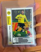 ROBERT LEWANDOWSKI 2010/2011 ROOKIE Panini WCCF Borussia Dortmund #143 Card