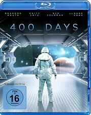 400 DAYS-THE LAST MISSION  BLU-RAY NEU