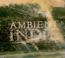 AMBIENT INDIE - Various Artists - CD Album, Digipak - UK & Europe Edition KPM658