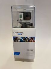 GoPro Hero3 White Edition Camcorder w/ accessories