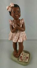 "All Gods Children ""Denise"" Martha Holcombe Figurine #9 jdbb"