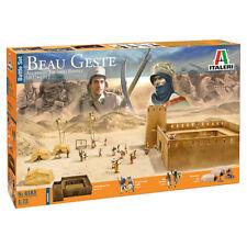 Italeri Beau Geste Algerian Touareg Revolt Battle Set 1:72 Art. 6183 Diorama