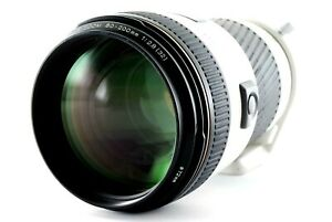 Ex+5 MINOLTA High Speed AF APO Tele 80-200mm f/2.8 G Zoom Lens w/caps from Japan