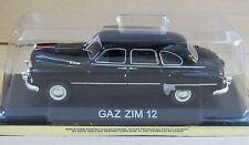 GAZ ZIM 12 - VOITURE MINIATURE COLLECTION 1/43 IXO IST -LEGENDARY CAR AUTO-B06