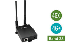 D-Link DWM-312 4G LTE Dual SIM M2M VPN Router - Brand New - Australian Stock
